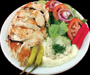 Shawarma Poulet